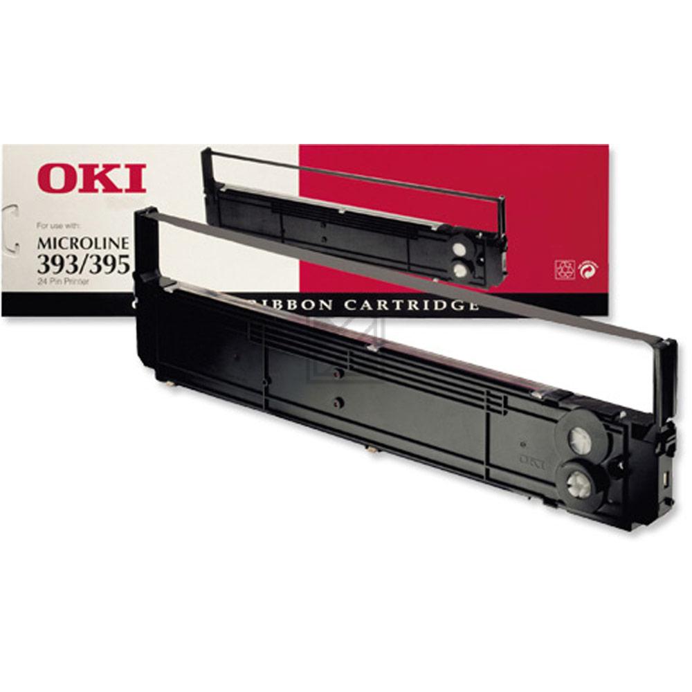 OKI ML393/395 NYLON SCHWARZ #09002311, Kapazität: 500000