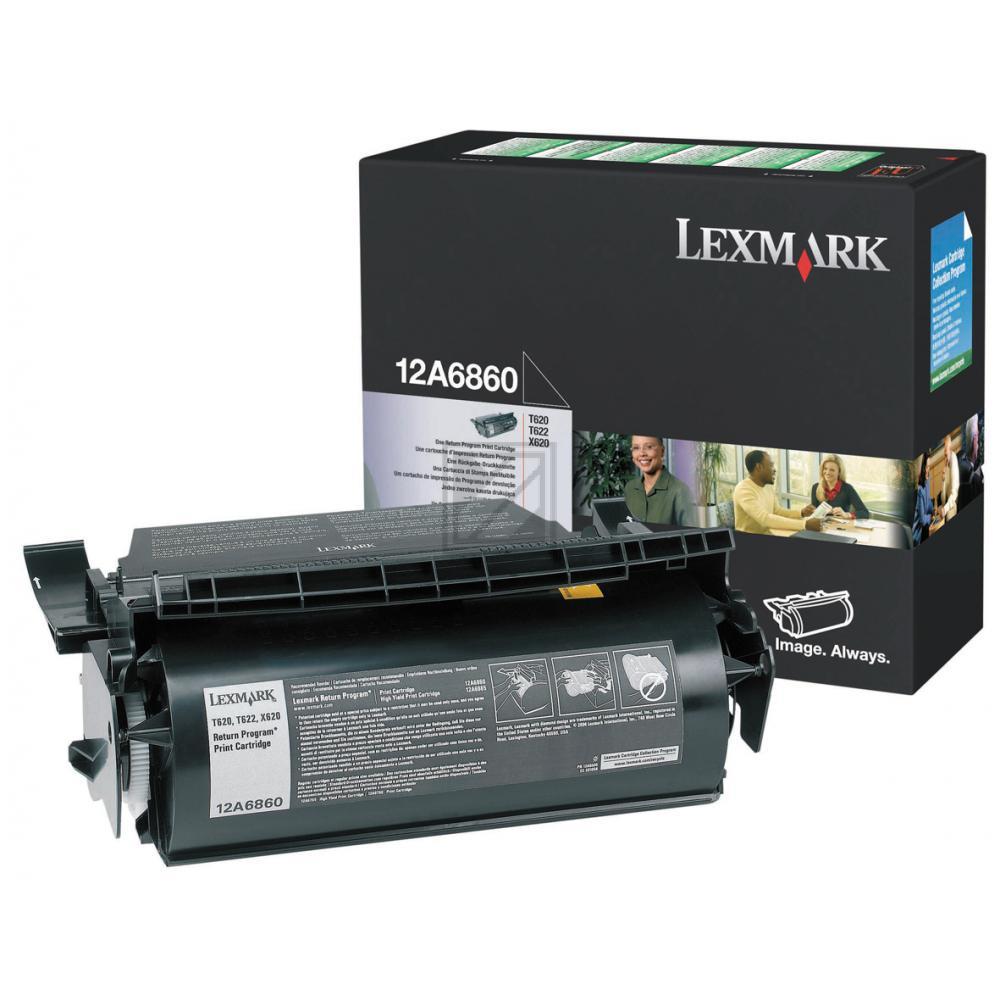 LEXMARK OPTRA T620/622 Prebate (10000 S), Kapazität: 10000