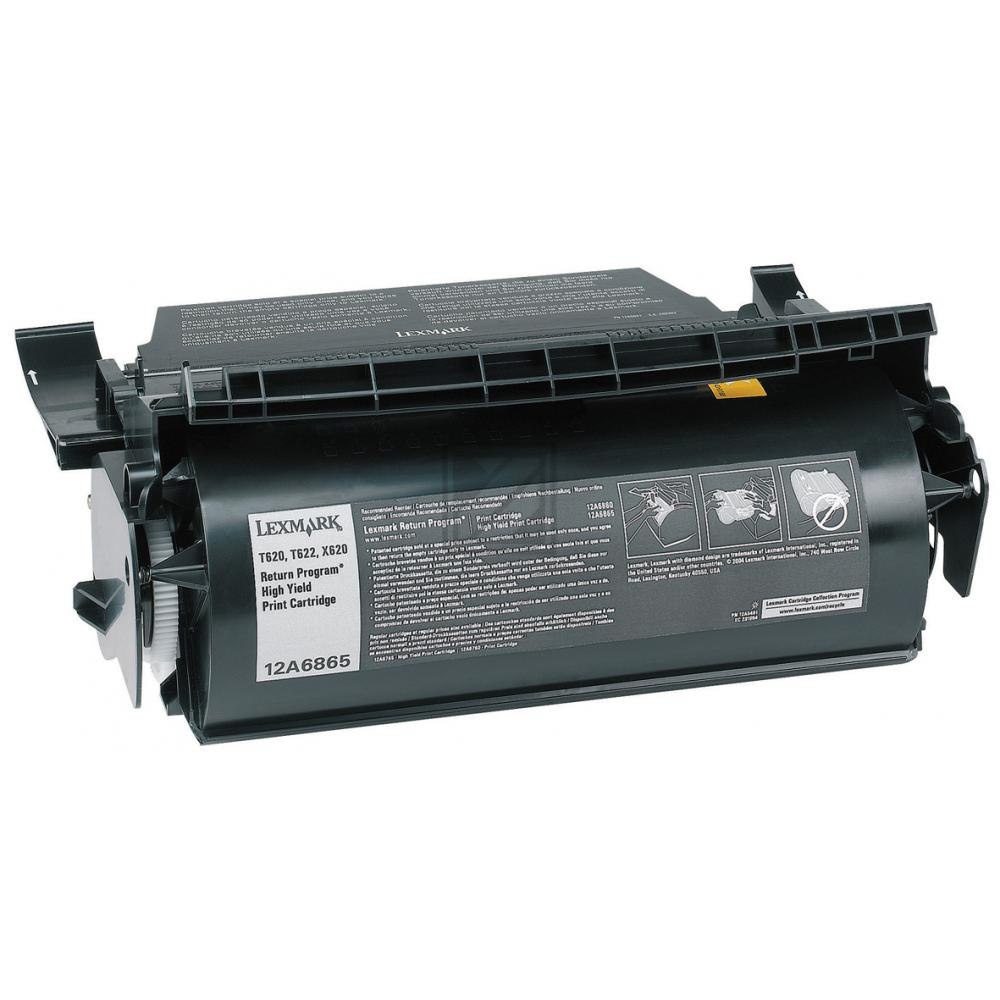 LEXMARK OPTRA T620/622 Prebate High Capacity (30000 S), Kapazität: 30000