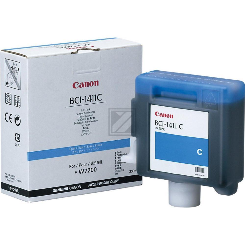 Canon 7575A001 Cyan