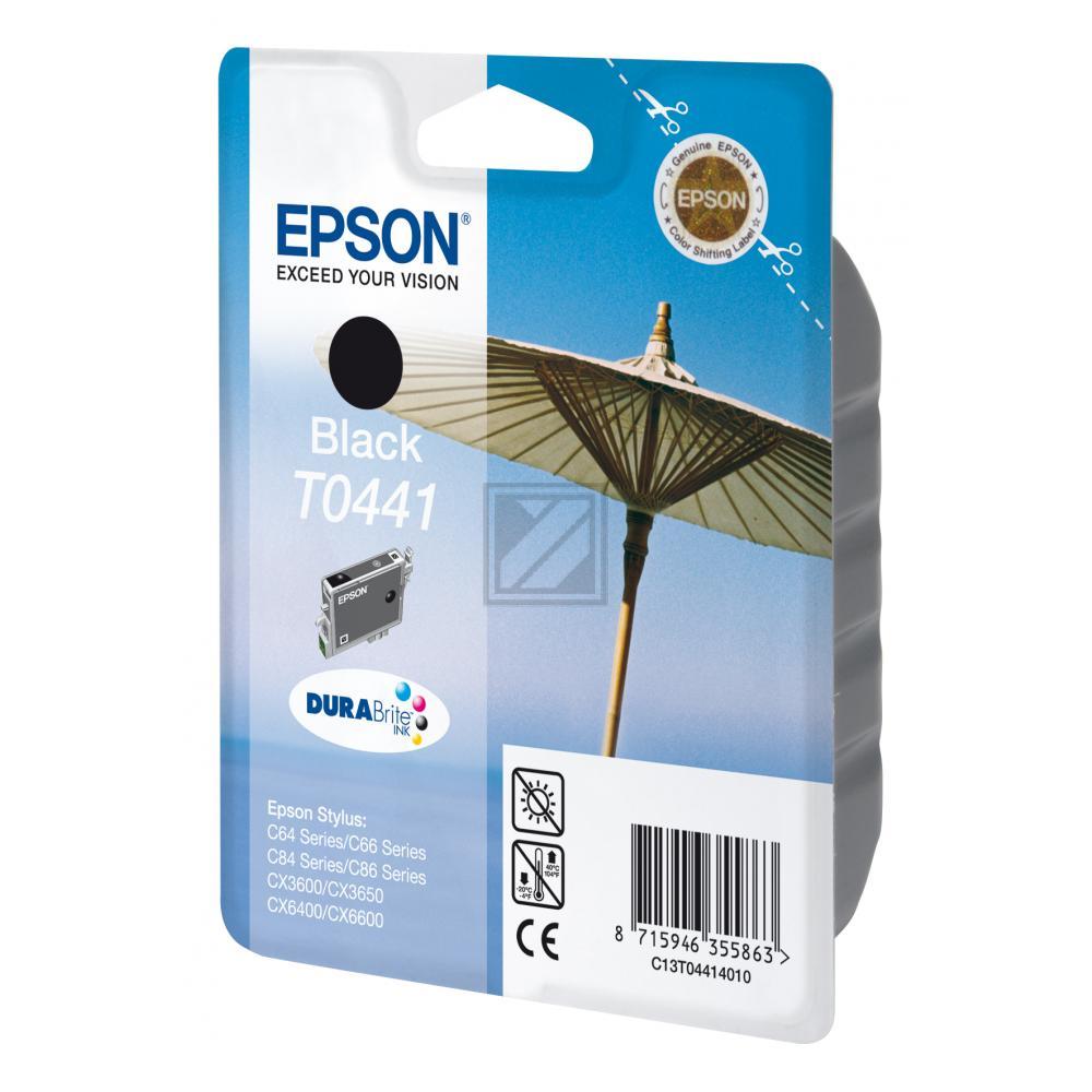 Epson C13T04414010 Black