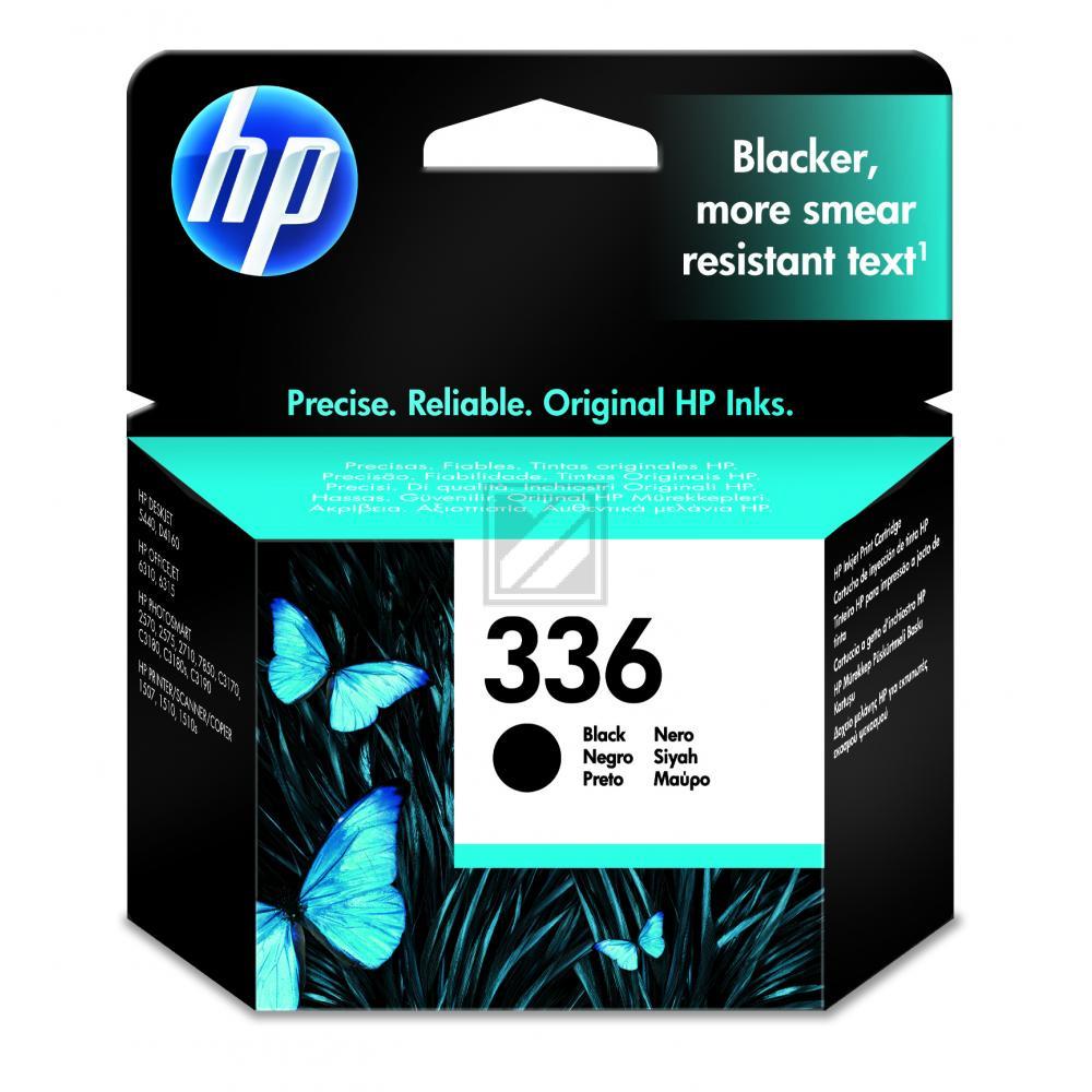HP 336 | 210 Seiten, HP Tintenpatrone, schwarz