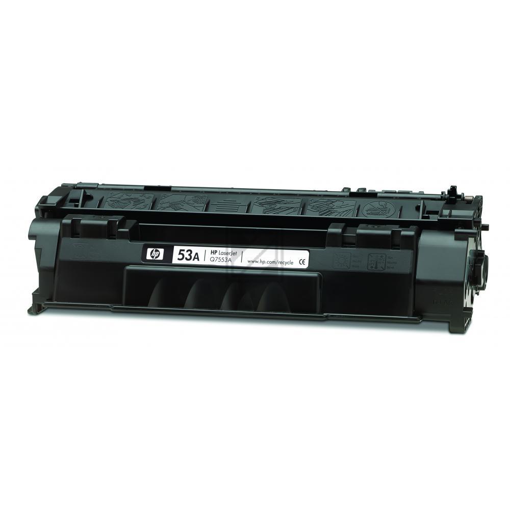 HP 53A | 3000 Seiten, HP Tonerkassette, schwarz