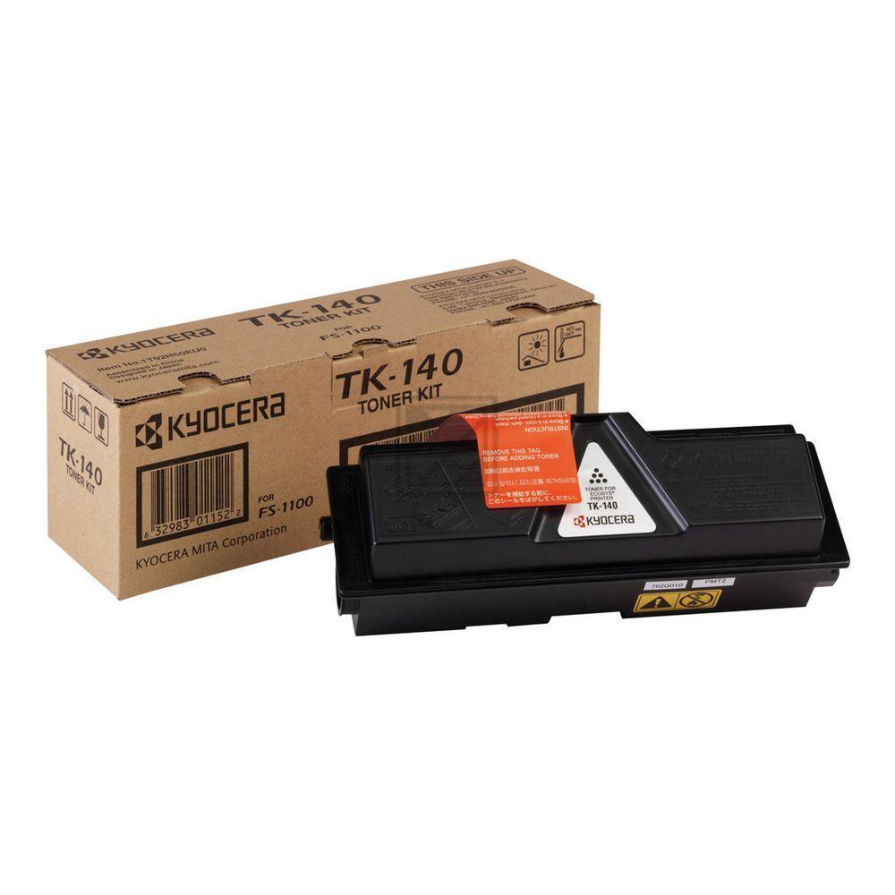 Kyocera Toner-Kit schwarz (1T02H50EU0, TK-140)