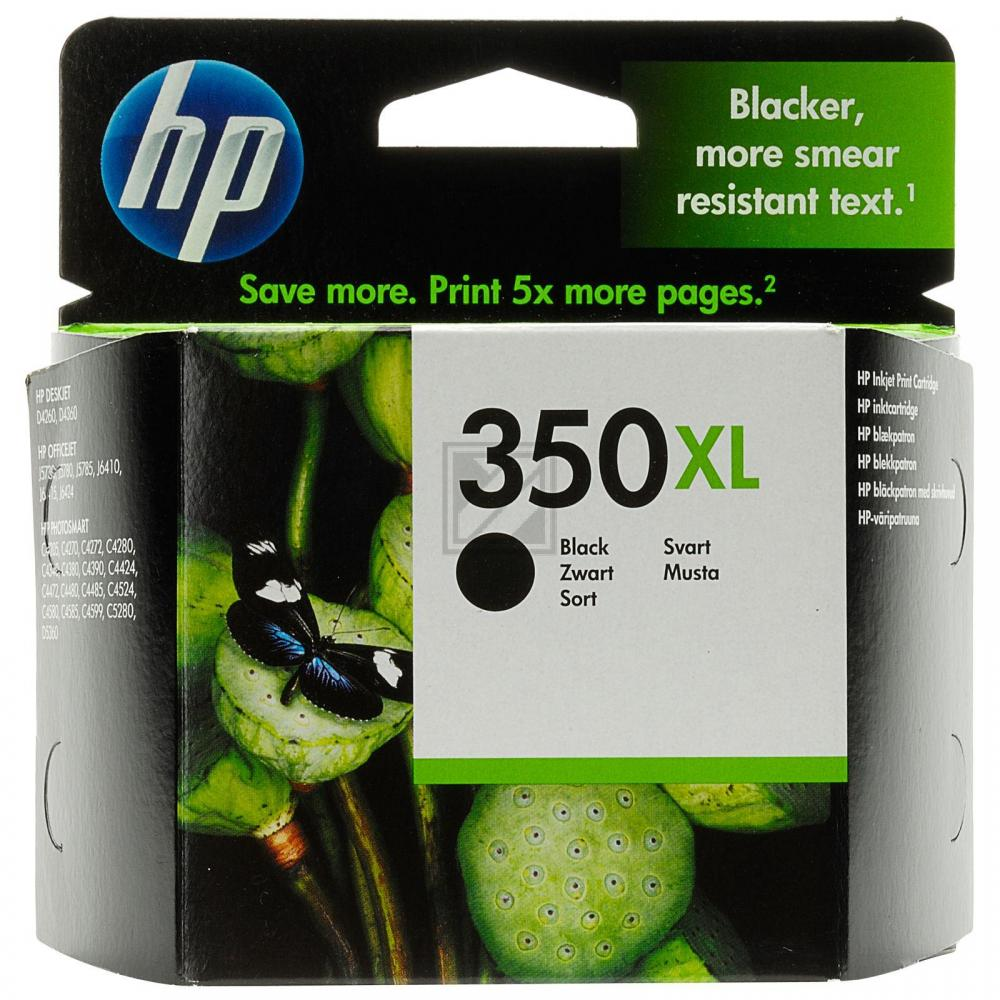 HP CB336EE Black
