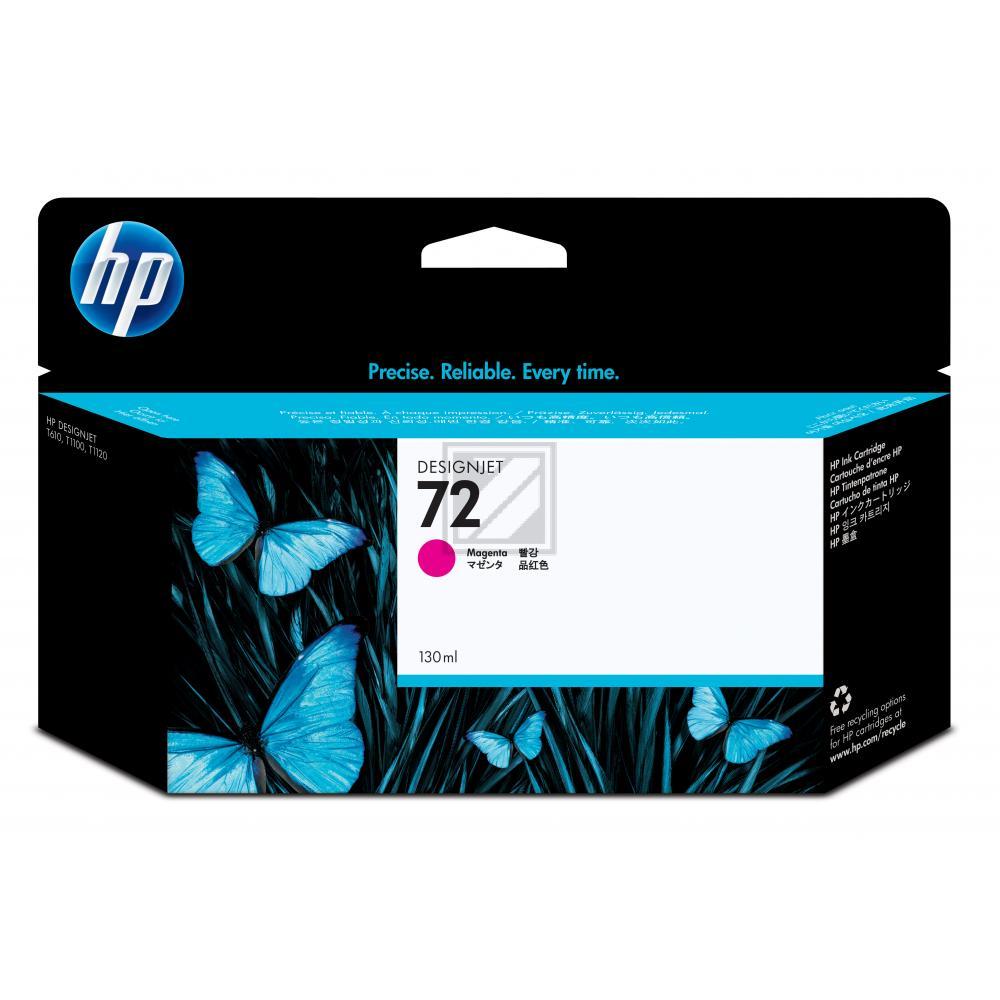 HP 72 | 130ml, HP Tintenpatrone, magenta