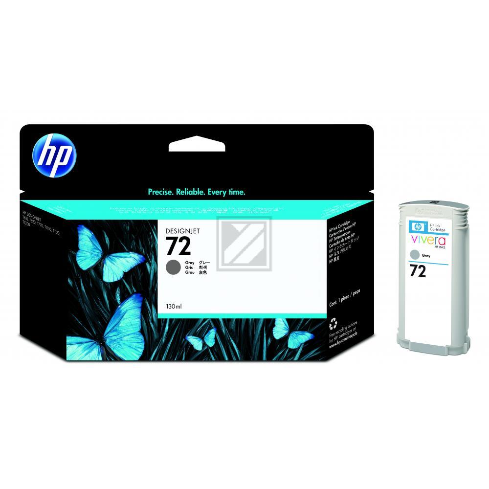 Original HP C9374A / 72 Tinte Grau