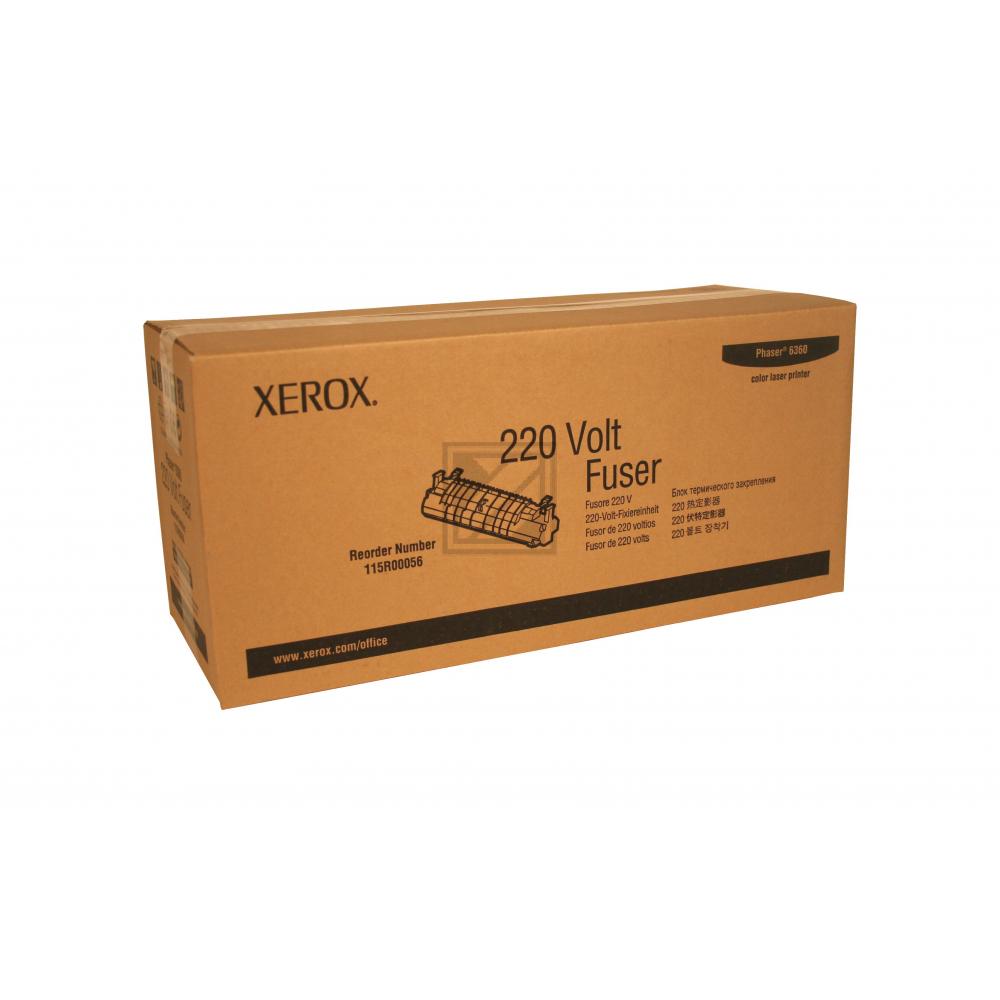 Original Xerox 115R00056 Fixiereinheit