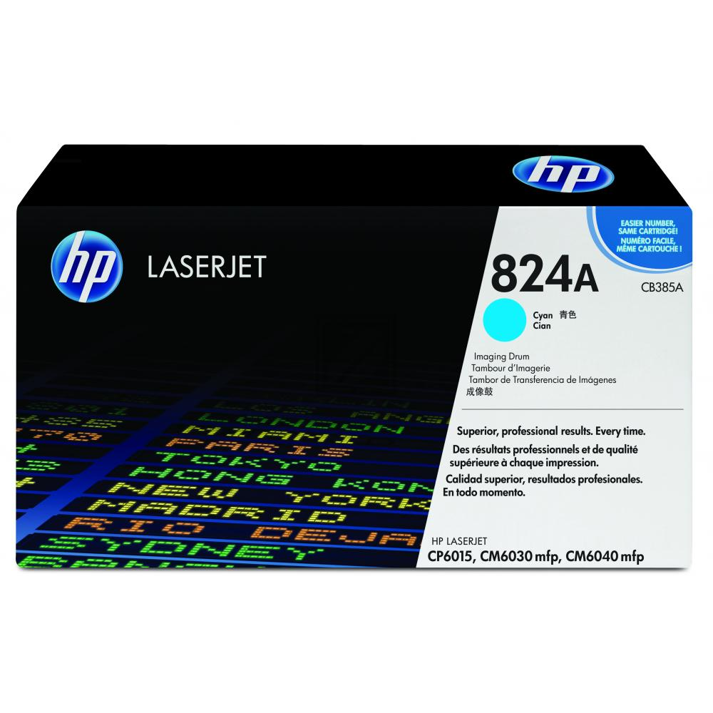 Original HP CB385A / 824A Bildtrommel Cyan