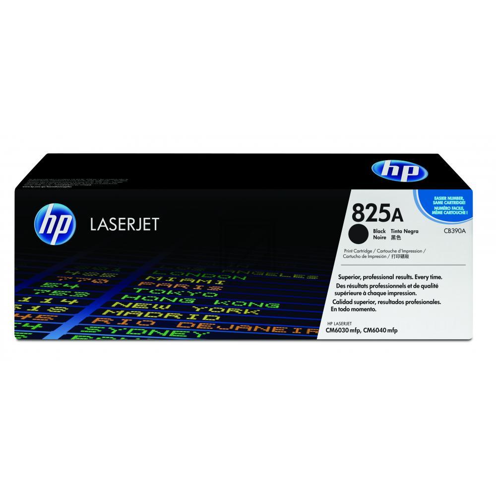 HP Toner-Kit schwarz (CB390A, 825A)