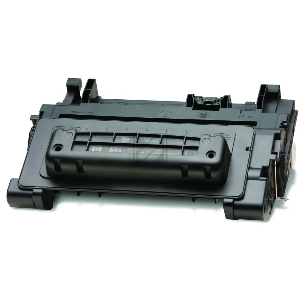 HP Toner-Kartusche schwarz (CC364A, 64A)