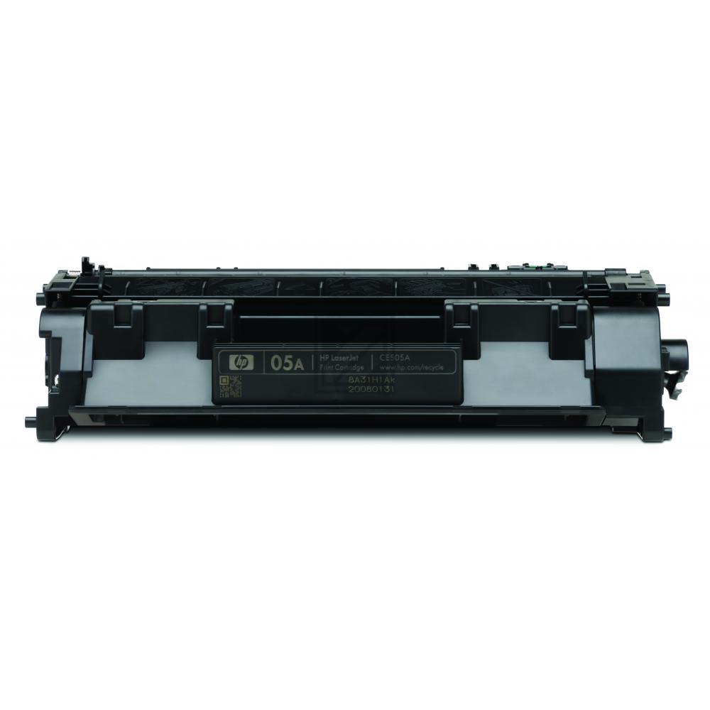 HP Toner-Kartusche schwarz SC (CE505A, 05A)