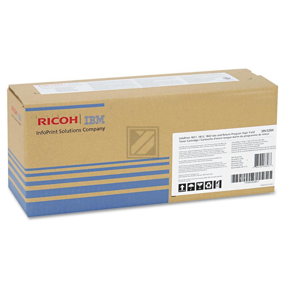 RICOH INFOPRINT 39V3204 | 9000 Seiten, RICOH INFOPRINT Tonerkassette, schwarz