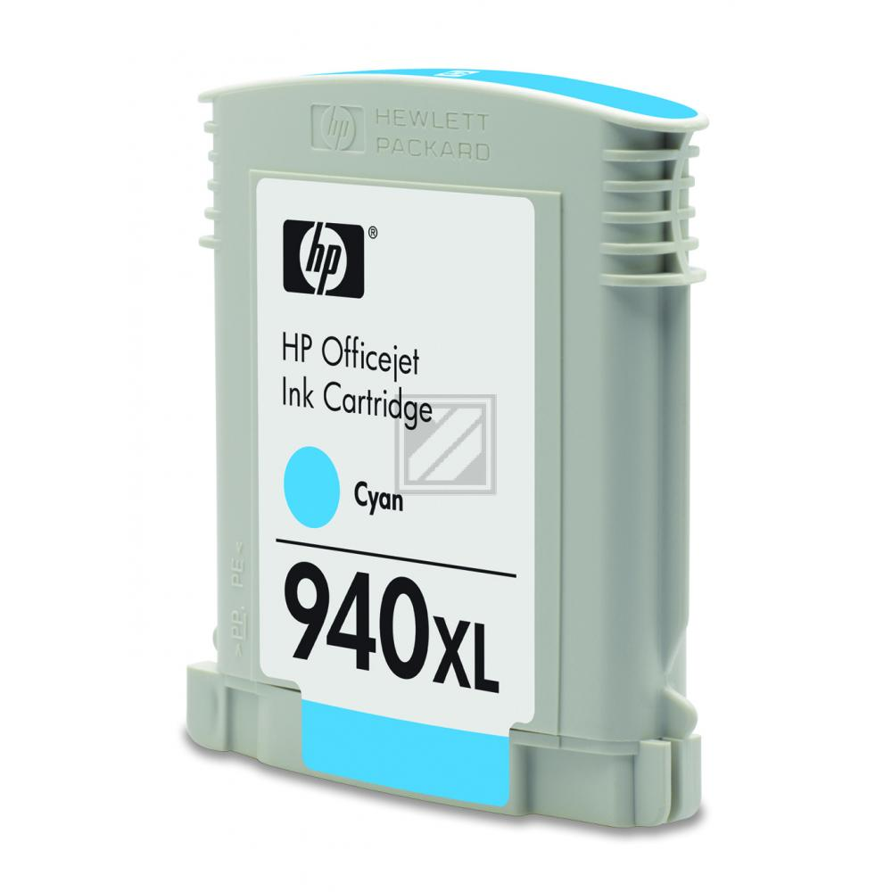 HP C4907AE Cyan