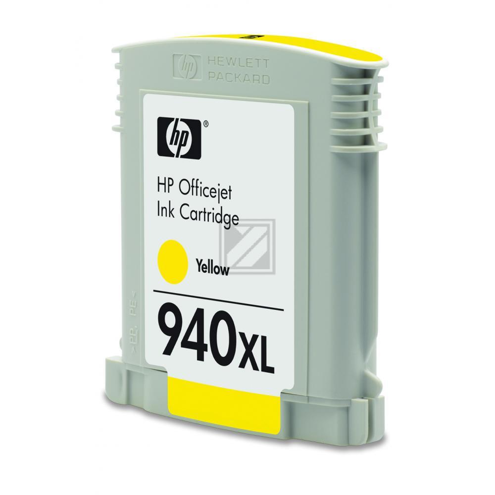 HP C4909AE Yellow