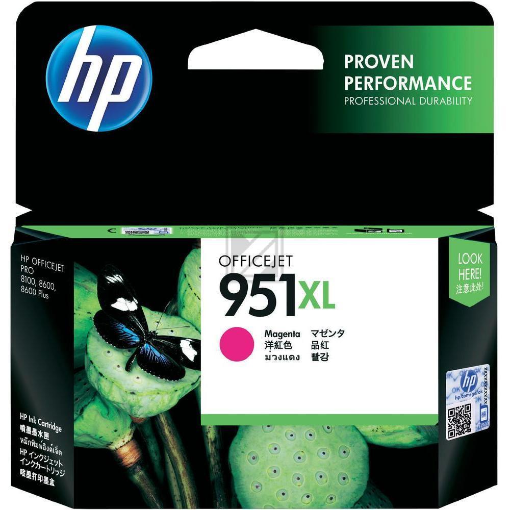 HP CN047AE 951XL Magenta