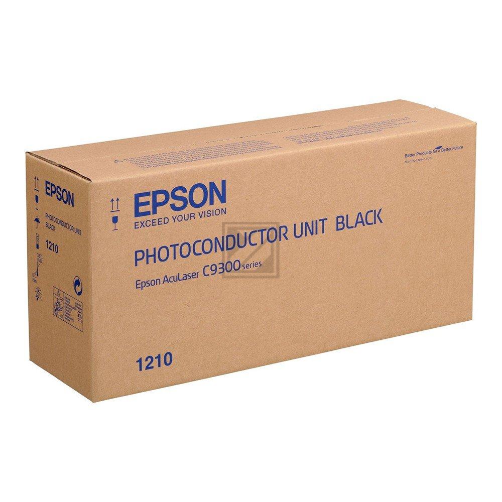 Epson S051210   24000 Seiten, Epson Trommeleinheit, schwarz