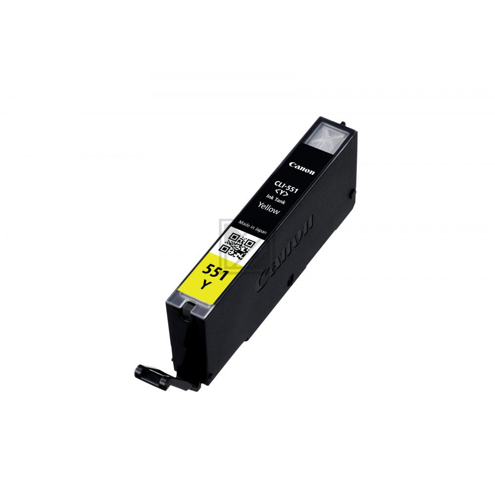 CLI-551Y 6511B001