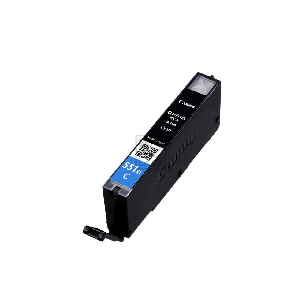 CLI-551C XL 6444B001