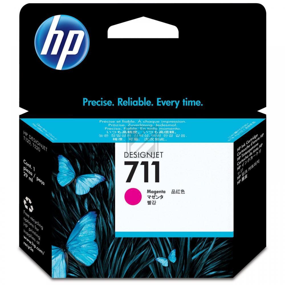HP CZ131A/ 711 Tinte Magenta