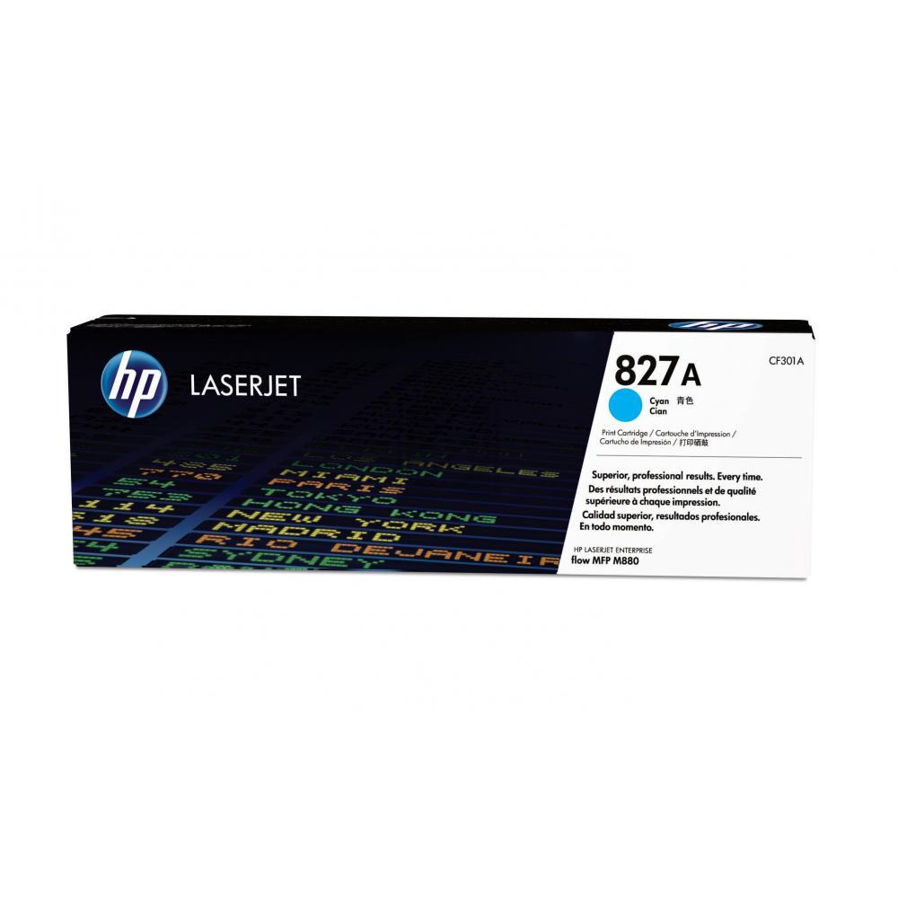 Alternativ Toner Cyan für HP / CF301A / 32.000 Seiten