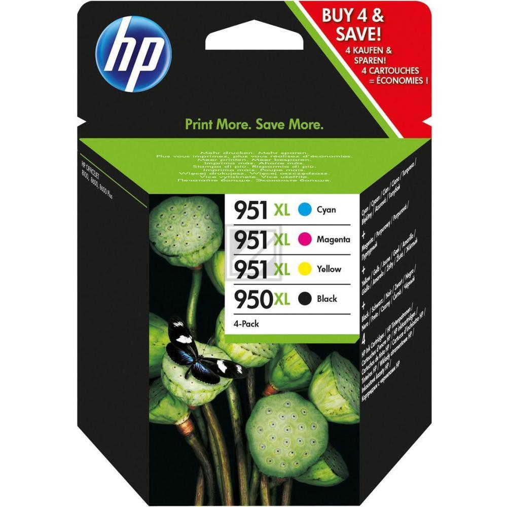 HP  Multipack 950XL/951XL C2P43AE4