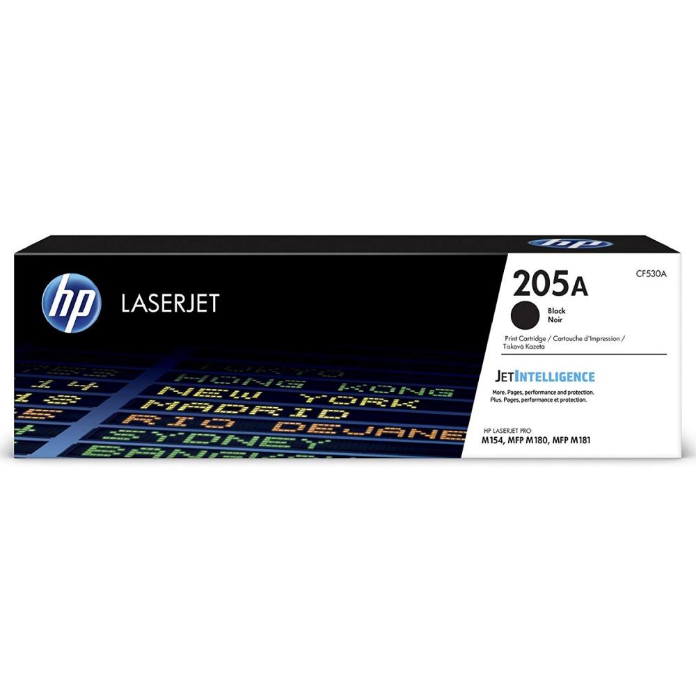 HP Toner-Kartusche schwarz (CF530A, 205A)