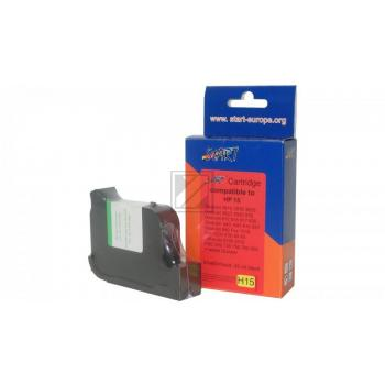 Compatible Ink Cartridge to HP HP15 (BK)