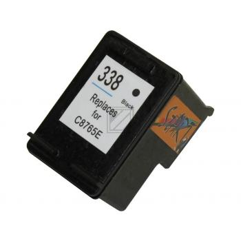 Compatible Ink Cartridge to HP HP338 (BK)