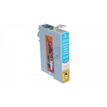 Compatible Ink Cartridge to Epson T0802 (C)