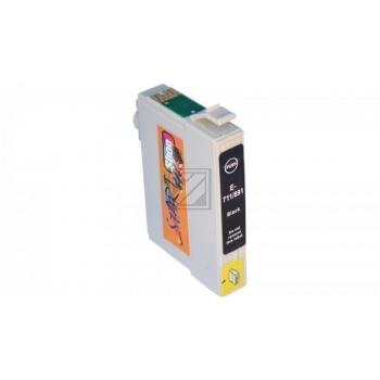 Compatible Ink Cartridge to Epson T0711 (BK)