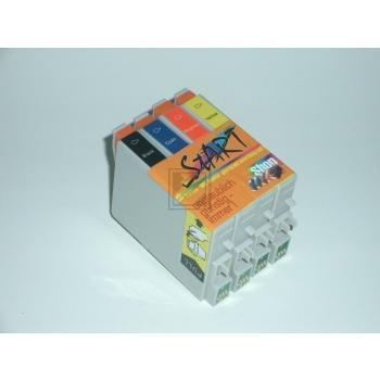 20 Compatible Ink Cartridges to Epson T0441 - T0444  (BK, C, M, Y)
