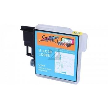 Compatible Ink Cartridge to Brother LC985  (C)