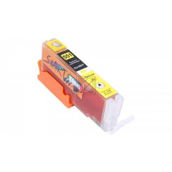 Compatible Ink Cartridge to Canon CLI-551  (Y) XL