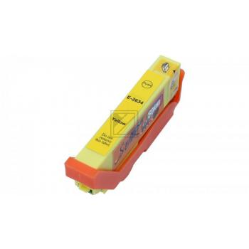 Compatible Ink Cartridge to Epson T2634 (Y) XL