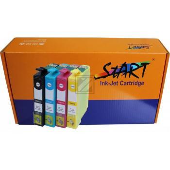 4 Compatible Ink Cartridges to Epson T2991 - T2994  (BK, C, M, Y) XL