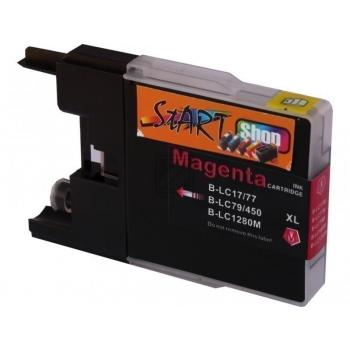 Compatible Ink Cartridge to Brother LC1280  (M)