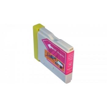 Compatible Ink Cartridge to Brother LC970 / LC1000  (M)
