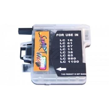 Compatible Ink Cartridge to Brother LC980 / LC1100  (BK)