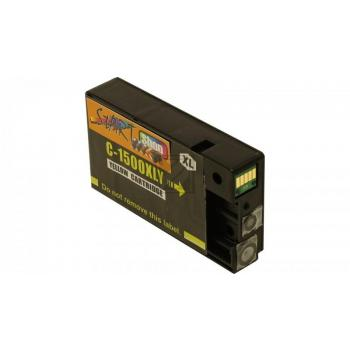 Compatible Ink Cartridge to Canon PGI-1500 (XL)  (Y)