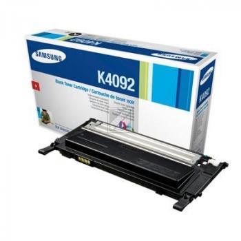 Samsung Toner-Kartusche Kartonage schwarz (CLT-K4092S, K4092)