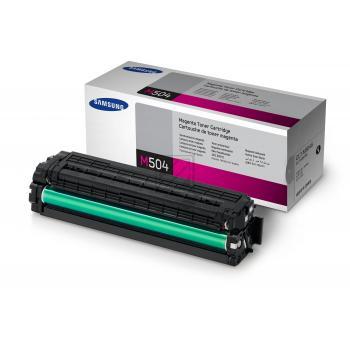 Samsung Toner-Kit Kartonage magenta (CLT-M504S, M504)