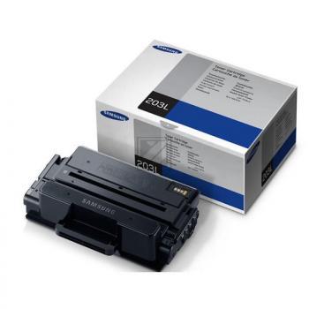 Samsung 203L | 5000 Seiten, Samsung Tonerkassette mit hoher Reichweite, schwarz