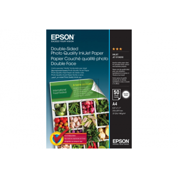 EPSON Photo Quality Paper 140g A4 S400059 InkJet, double-sided 50 Blatt