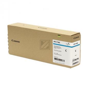 Canon Tintenpatrone cyan HC plus (2355C001AA, PFI-710C)