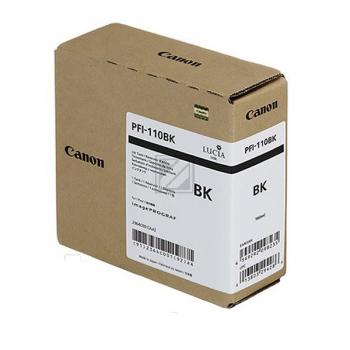 Canon Tintenpatrone schwarz (2364C001AA, PFI-110BK)