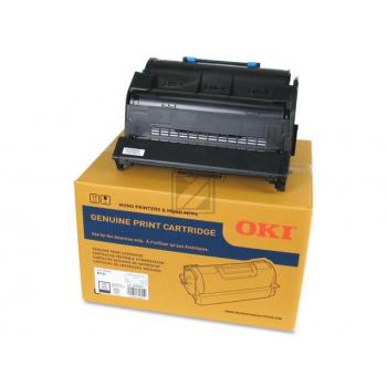 OKI Toner-Kartusche schwarz HC plus (45439001)