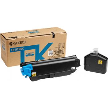 Kyocera Toner-Kit cyan (1T02TXCNL0, TK-5290C)
