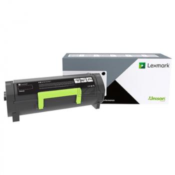 Lexmark Toner-Kartusche schwarz HC plus (56F0UA0)