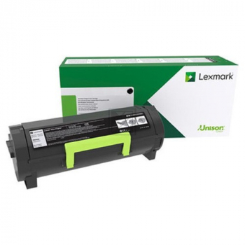 Lexmark Toner-Kartusche Return Program schwarz HC plus (56F2U00)